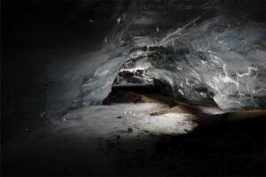 Die Grotte direkt nach dem Eingang